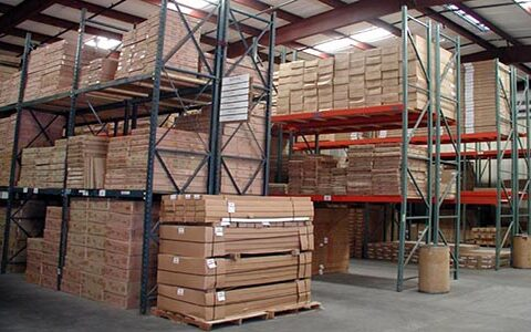 Warehousing for automobile manufacturing company